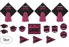 Berry Graduation Cutouts