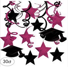 Berry Grad Swirl Decorating Kit, 30ct