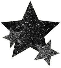 Black Star Body Jewelry