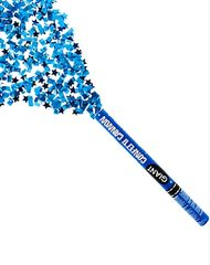 Blue Grad Giant Confetti Cannon