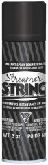 Black Streamer String, 3oz