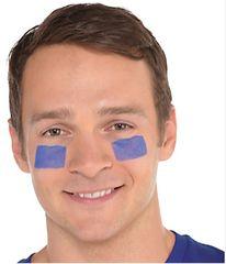 Blue Triple Stick Makeup