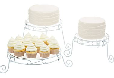 Wire Cake Stand, 3pcs