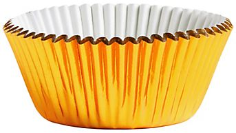 Cupcake Cases - Gold, 24ct