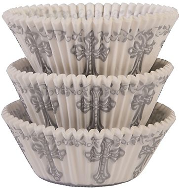 Communion Baking Cups, 75ct