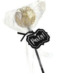 Black 24 Cake Pops Kit