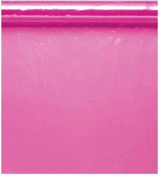 "Medium Pink Cello Wrap, 40' x 30"""