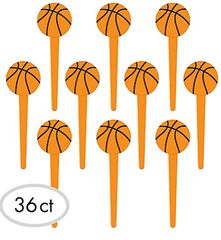 Basketball Picks, 36ct