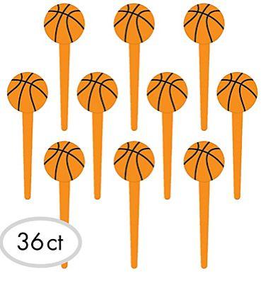 Basketball Picks, 36ct
