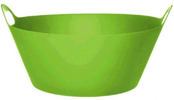 Kiwi Plastic Party Tub
