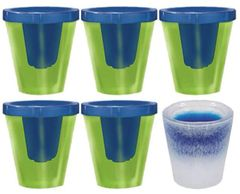 Ice Shot Glasses, 6ct