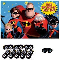 ©Disney/Pixar Incredibles 2 Party Game