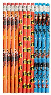 ©Disney/Pixar Incredibles 2 Pencils, 12ct
