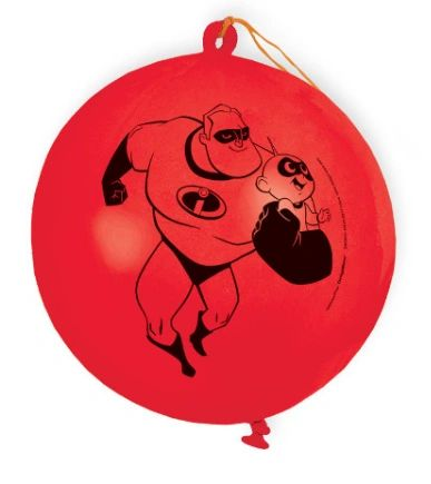 ©Disney/Pixar Incredibles 2 Punch Balloon