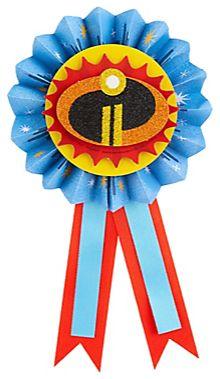©Disney/Pixar Incredibles 2 Award Ribbon