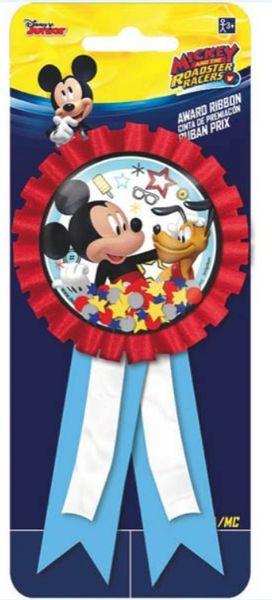 ©Disney Mickey on the Go Confetti Pouch Award Ribbon
