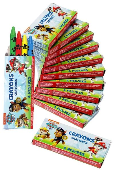 Paw Patrol™ Packaged Crayons, 12ct