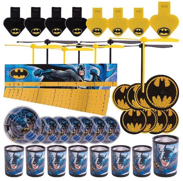 Batman™ Mega Mix Value Pack Favors, 48ct
