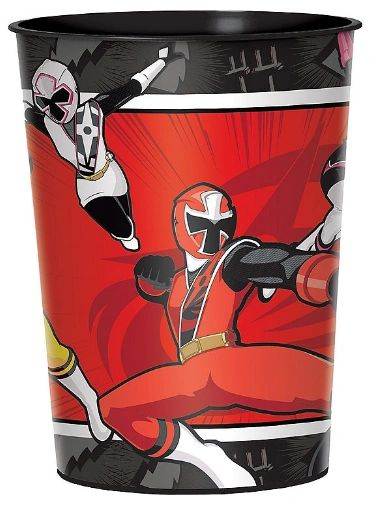 Power Rangers Ninja Steel™ Favor Cup, 16oz