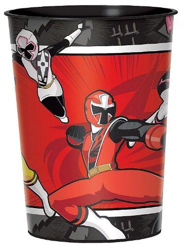 Power Rangers Ninja Steel™ Favor Cup, 16oz