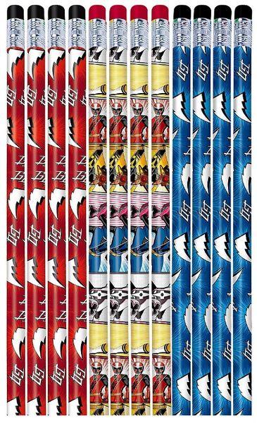 Power Rangers Ninja Steel™ Pencils, 12ct