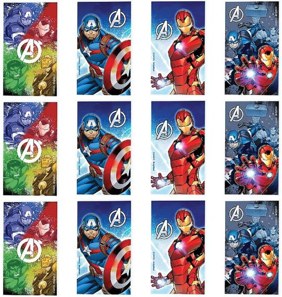 Marvel Epic Avengers™ Notepads, 12ct