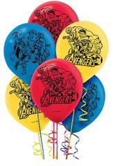 Marvel Epic Avengers™ Latex Balloons, 6ct