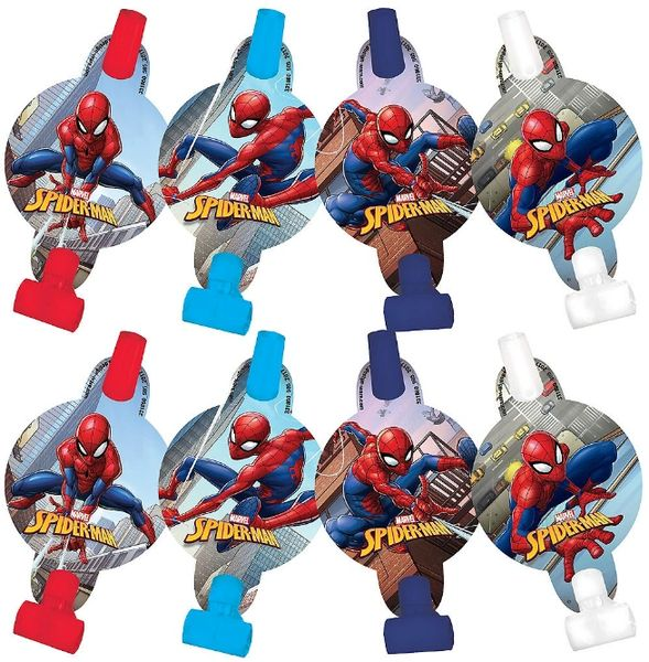 Spider-Man™ Webbed Wonder Blowouts, 8ct
