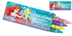 ©Disney Ariel Crayon Box