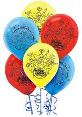 DC Super Hero Girls™ Latex Balloons