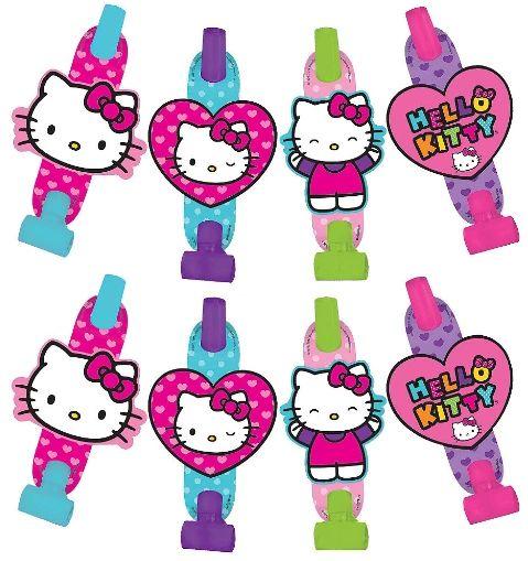 Hello Kitty Rainbow® Blowouts, 8ct