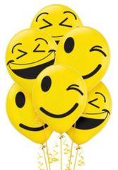 LOL Latex Balloons, 6ct