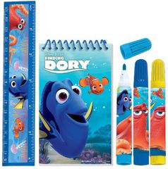 ©Disney Finding Dory Stationery Set