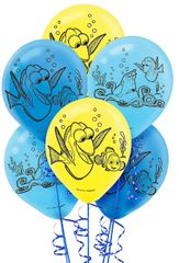 ©Disney/Pixar Finding Dory Printed Latex Balloons, Asst. Colors