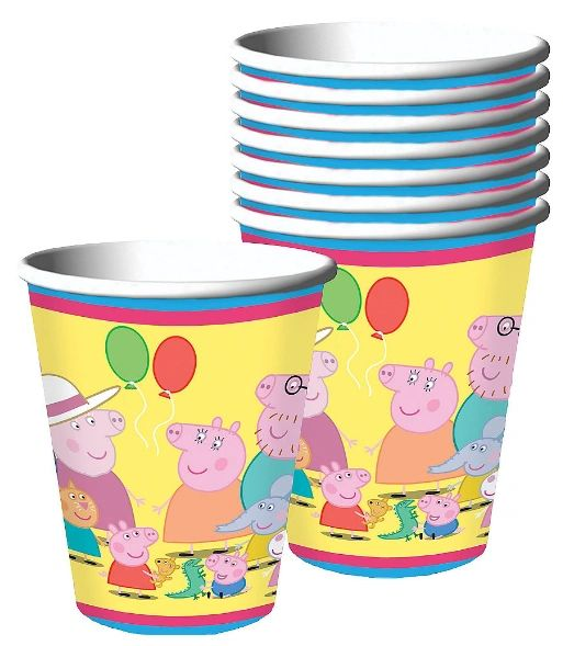 Peppa Pig™ Cups, 9 oz