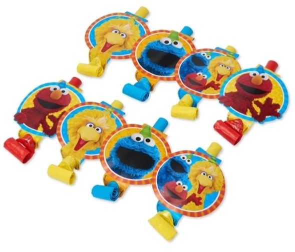 Sesame Street® Blowouts, 8ct