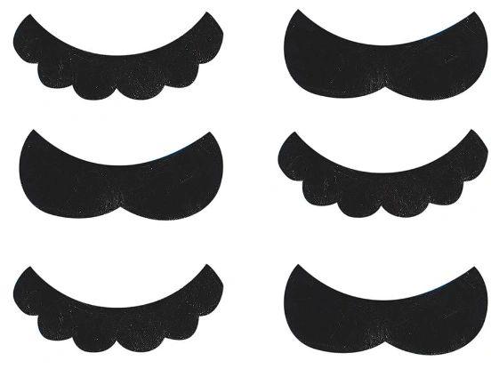 Super Mario Brothers™ Mustache Favors, 6ct