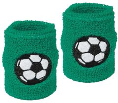 Soccer Ball Sweat Bands, 2ct