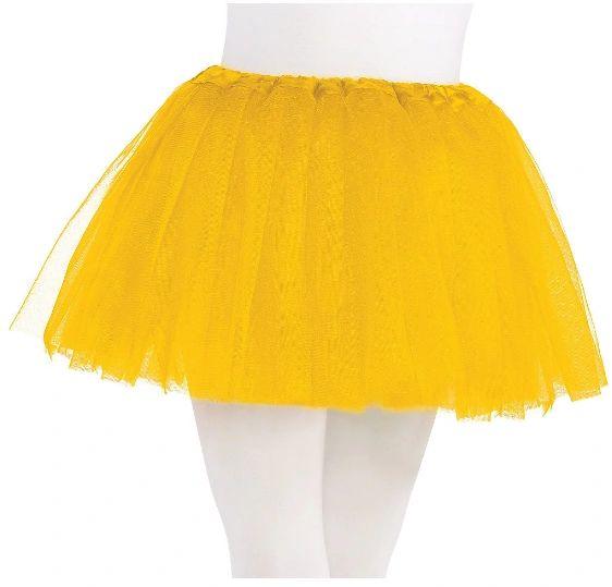 Yellow Tutu - Child