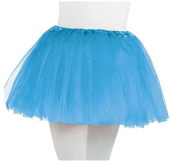 Child's Light Blue Tutu