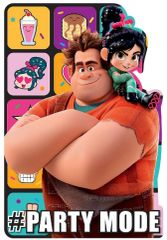 ©Disney Wreck-It Ralph 2 Postcard Invitations, 8ct