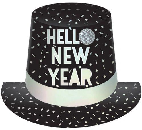 Disco Top Hat