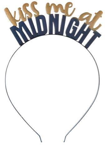 Midnight Kiss Me Headband