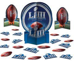 Super Bowl Table Decorating Kit, 23pc