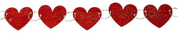 Heart Ring Garland