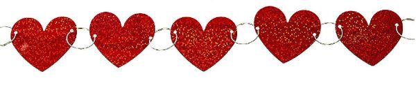 Heart Ring Garland
