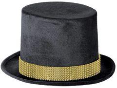 Glitzy Top Hat