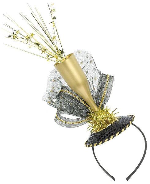 Champagne Bottle Head Bopper