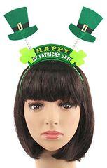 HAPPY ST PATRICK'S DAY! Top Hat Head Bopper