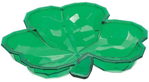 Small Plastic Shamrock Bowl